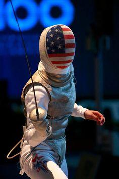 Lee Kiefer (USA) at the 2013 Junior & Cadet World Championships, Porec, Croatia. ©2013 Serge Timacheff /FIE/FencingPhotos.com