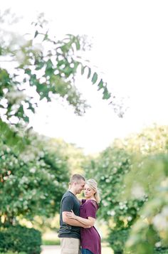 Outdoor Downtown Engagement Pictures in Richmond, Virginia By Katelyn James Photography