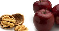 Her gün 1 elma 3 ceviz tüketin