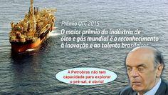 BLOG DO IRINEU MESSIAS: Janio: inimigos da Petrobras perderam batalha, mas...