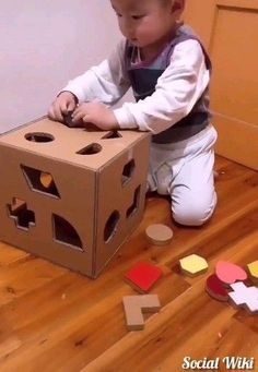 How to Make Simple Toys to Enhance Kids' Brain! - Brain Enhance Kids Simple toys - MyKingList.com