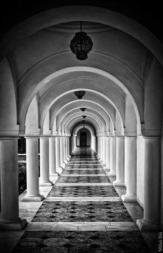 Mănăstirea de la Sâmbăta de Sus Stairs, Black And White, Home Decor, Stairway, Decoration Home, Staircases, Room Decor, Black White, Ladders