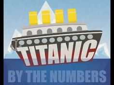 This is just a smart part of Titanic By The Numbers, for assignment purpose, we were asked to make a motion graphic for 1minute, so that's it. :D