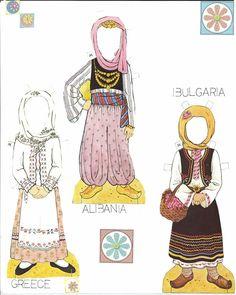 costumes around europe - Cerca con Google