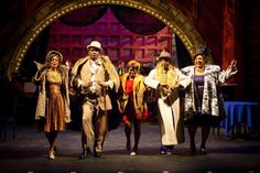 """Theater Review: """"Ain't Misbehavin'"""" At The International City ..."""