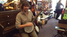Gibson RB250 banjo recently restored. Dan Walsh gives an impressive performance on it. Check out the video on Alistair's Music's Facebook page.