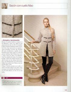 View album on Yandex. Knitting Designs, My Favorite Things, Coat, Crochet, Sweaters, Pattern, Jackets, Dresses, 3