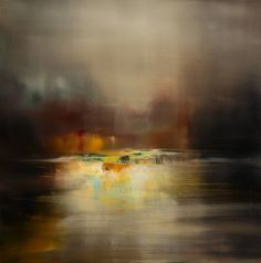 "Saatchi Art Artist Maurice Sapiro; Painting, ""Reflections"" #art"