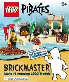 LEGO Pirates Brickmaster (Lego Brickmaster) by DK Publishing. $19.79. Publisher: DK CHILDREN; Toy edition (November 1, 2010). Publication: November 1, 2010. Series - Lego Brickmaster