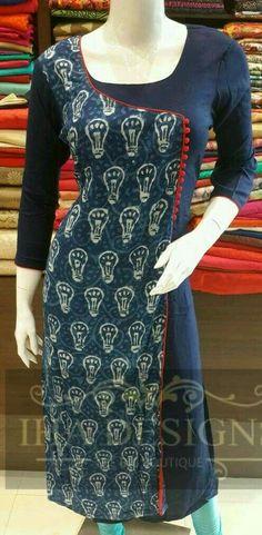 Rest of green fabric Salwar Neck Designs, Churidar Designs, Kurta Neck Design, Saree Blouse Neck Designs, Neck Designs For Suits, Dress Neck Designs, Blouse Designs, Salwar Pattern, Kurta Patterns