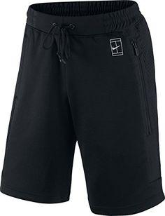 best cheap 30296 69912 Pantaloncini Tennis - Nike Nikecourt Short - Pantaloncini da uomo - colore  - nero, taglia  XS