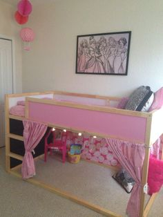 Most up-to-date Photos Newest Totally Free 32 cool Ikea Kura beds ideas for your children's room Thoug. Tips Newest Totally Free 32 cool Ikea Kura beds ideas for your children's room Thoughts Die besten Kura Bed, Mydal Ikea, Girls Bedroom, Bedroom Decor, Childs Bedroom, Bedding Decor, Kid Bedrooms, Bedroom Furniture, Furniture Ideas