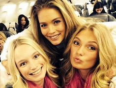 Aniołki lecą do Londynu/ Victoria's Secret Angels fly to London