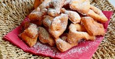 Beignet de courgette – Toutes Recettes Beignets, Gourmet Recipes, Healthy Recipes, Onion Rings, Food Print, French Toast, Roast, Stuffed Peppers, Meals