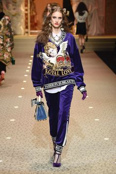 Dolce & Gabbana | Ready-to-Wear - Autumn 2018 | Look 6