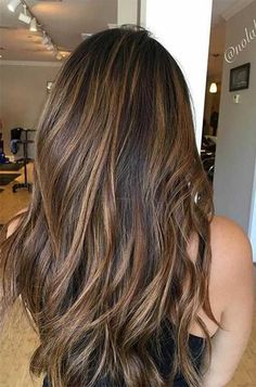 49 Beautiful light brown hair color to try for a new look- The Best Hair Colour Ideas For A Change-Up This Year, Gorgeous Balayage Hair Color Ideas - brown Balayage Highlights,Beachy balayage hair color Brown Ombre Hair, Brown Hair Balayage, Brown Blonde Hair, Brown Hair Colors, Auburn Balayage, Brunette Highlights Lowlights, Balayage Hair Brunette Straight, Dark Brown Hair With Highlights And Lowlights, Asian Highlights