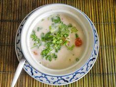 Quick and Easy Tom Ka Gai (Thai Coconut Soup)