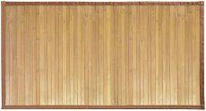 InterDesign Bamboo Floor Mat, 21-inch x 34-inch, Natural