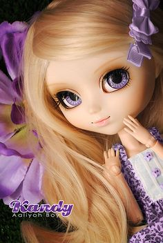 Kandy (pullip prupate) | Flickr - Photo Sharing!