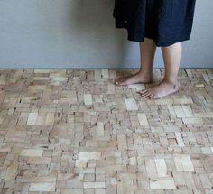 Scrap Wood Floor