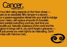 cancer zodiac - Google Search