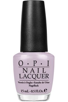"""Care To Danse"", a super feminine lilac. OPI --image from REFINERY 29"
