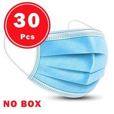 Disposable 𝐌𝐀𝐒𝐊 Box of Protective Anti Dust Breathable Medical Beauty Unisex Disposable Earloop Mouth Face 𝐌𝐀𝐒𝐊𝐒, One Size to Fit Most(Blue Safety Mask, Female Mask, Medical Dental, Protective Mask, Masks For Sale, Mouth Mask, Cute Pattern, Face Skin, Face Facial