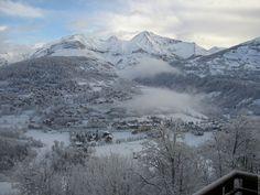 Val d'Allos ~ Ski resort