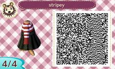 "mayoralex-arcadia: "" Another simple outfit for animal crossing :) feel free to use it if you want. If you ever want a different skin tone, I'd be happy to make it for you! If you do use this, please..."