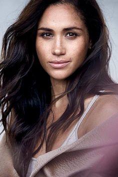 Meghan Markle bildschön auf dem Cover von Vanity Fair.