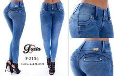 d4b9e228c85 Calça jeans colombiana Modela e Levanta BumBum Material  Jeans
