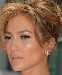 via By Sasha - Jennifer Lopez JLo makeup