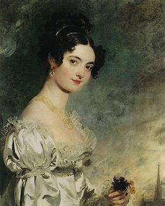 Sir Thomas Lawrence, 1819.