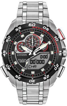 Citizen Citizen Eco-Drive Promaster Super Sport JW0111-55E Promaster
