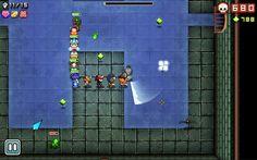 Nimble Quest, videojuego elegido por los alumnos para investigar mecánicas de juego #gamemech #university #videogames #android