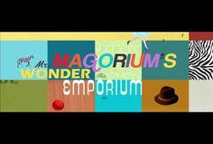 Mr. Magorium's Wonder Emporium title sequence by Reel FX Creative Studios (2007).