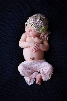 Newborn Posed Photography Studio