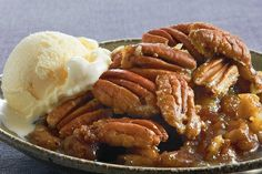 Pecan Pie Cobbler recipe | cobbler recipes