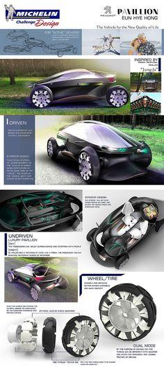 Transformer Concept by Eun Grace Hye - Design Panel