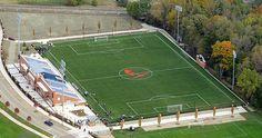 Hope College Van Andel Soccer Stadium