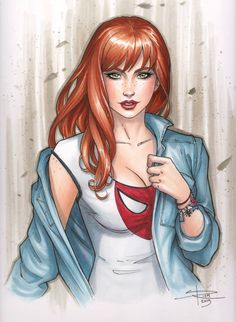 Mary Jane Watson by Sabine Rich *