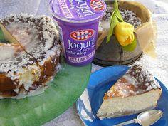 W Mojej Kuchni Lubię.. - In My Kitchen I like ..: sernik cytrynowo-kokosowy na jogurtach bez laktozy...