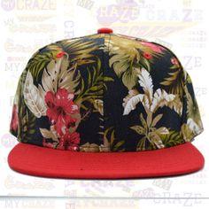 TopCul Urban Tropical Floral Hip Hop Rap Streetwear Street Wear Snapback Hat Cap – MyCraze #TopCul #Streetwear #HipHop #Floral #Snapback #Cap