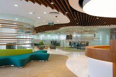 Nestlés Ho Chi Minh City Offices  -- ADP Architects (I like curves a lot.)