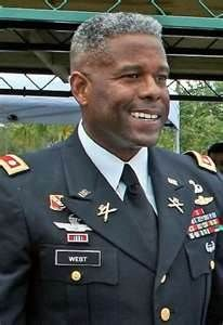 """""""If it's about the lives of my men and their safety, I'd go through hell with a gasoline can."""" -- Allen West"""