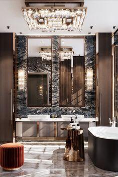 Luxury Homes Interior, Luxury Decor, Home Interior Design, Interior Decorating, Interior Ideas, Interior Inspiration, Quirky Home Decor, Cheap Home Decor, Vanity Design