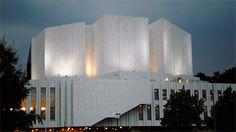 Finlandia Hall by Alvar Aalto Helsinki