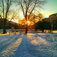 Sun setting over Tessinparken, Stockholm by JimmyAngel using his #HTCOne #ultrapixel pic.twitter.com/Wpt2BFKsqj