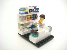 Lego Pharmacy :)