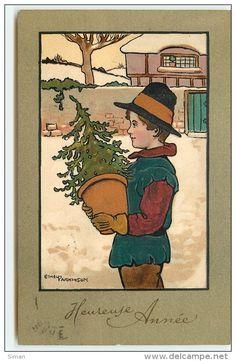 Cartes Postales > Thèmes > Illustrateurs & photographes > Illustrateurs - Signés > Parkinson, Ethel - Delcampe.net